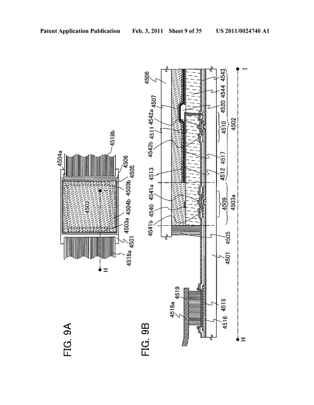 SEMICONDUCTOR DEVICE AND MANUFACTURING METHOD THEREOF - diagram, schematic, and image 10