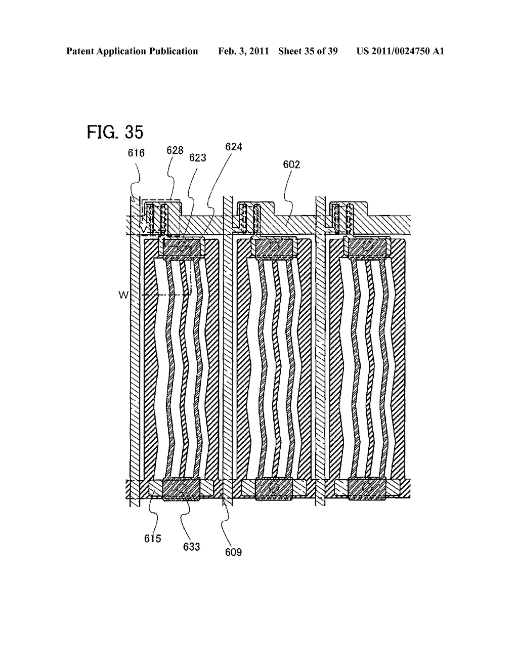 SEMICONDUCTOR DEVICE AND METHOD FOR MANUFACTURING THE SAME - diagram, schematic, and image 36