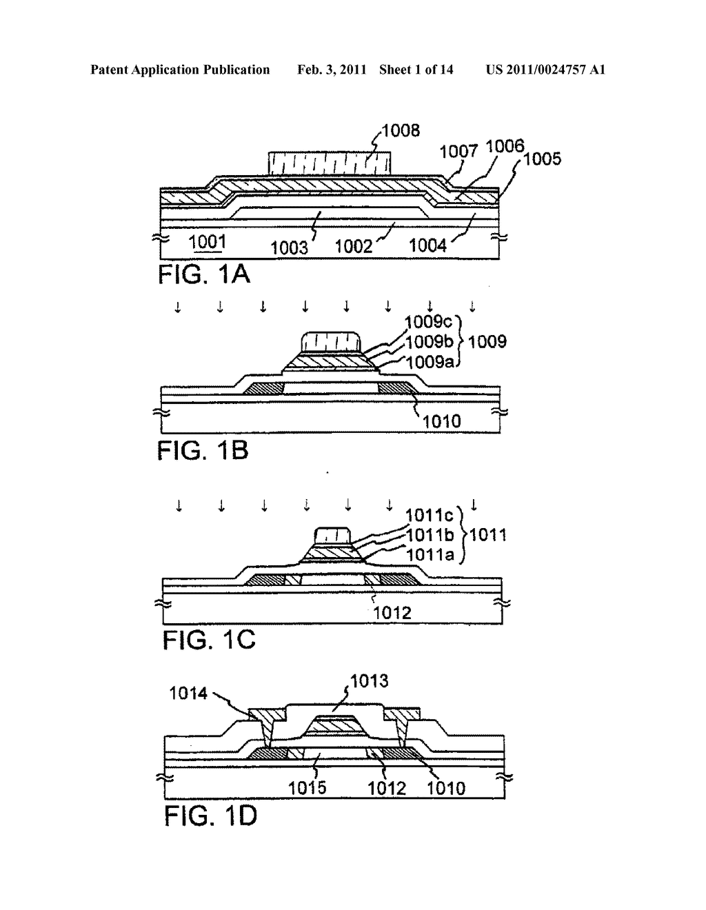Semiconductor Device and Fabrication Method Thereof - diagram, schematic, and image 02