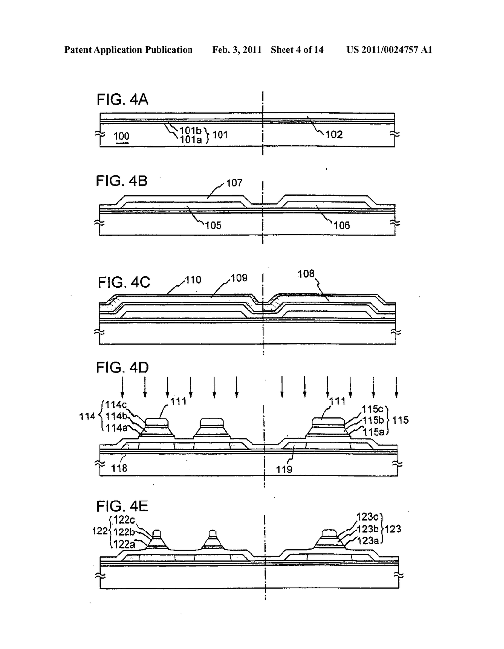 Semiconductor Device and Fabrication Method Thereof - diagram, schematic, and image 05