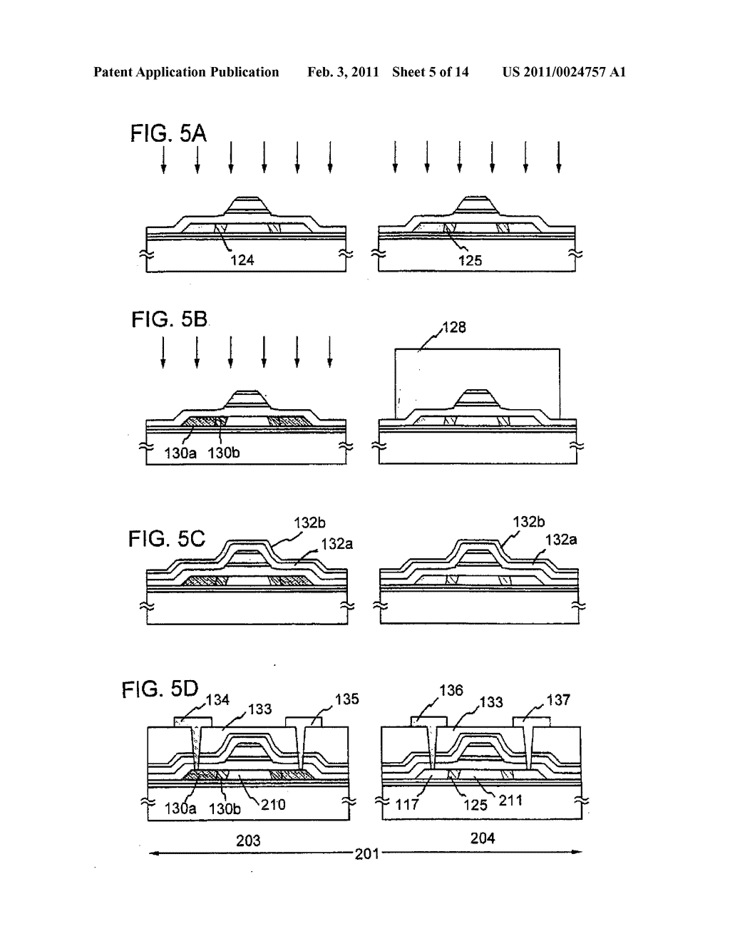 Semiconductor Device and Fabrication Method Thereof - diagram, schematic, and image 06