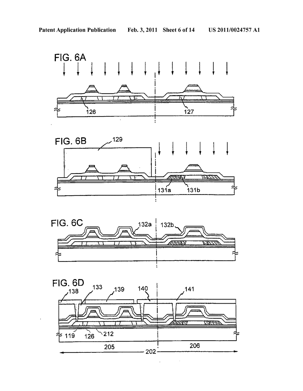 Semiconductor Device and Fabrication Method Thereof - diagram, schematic, and image 07