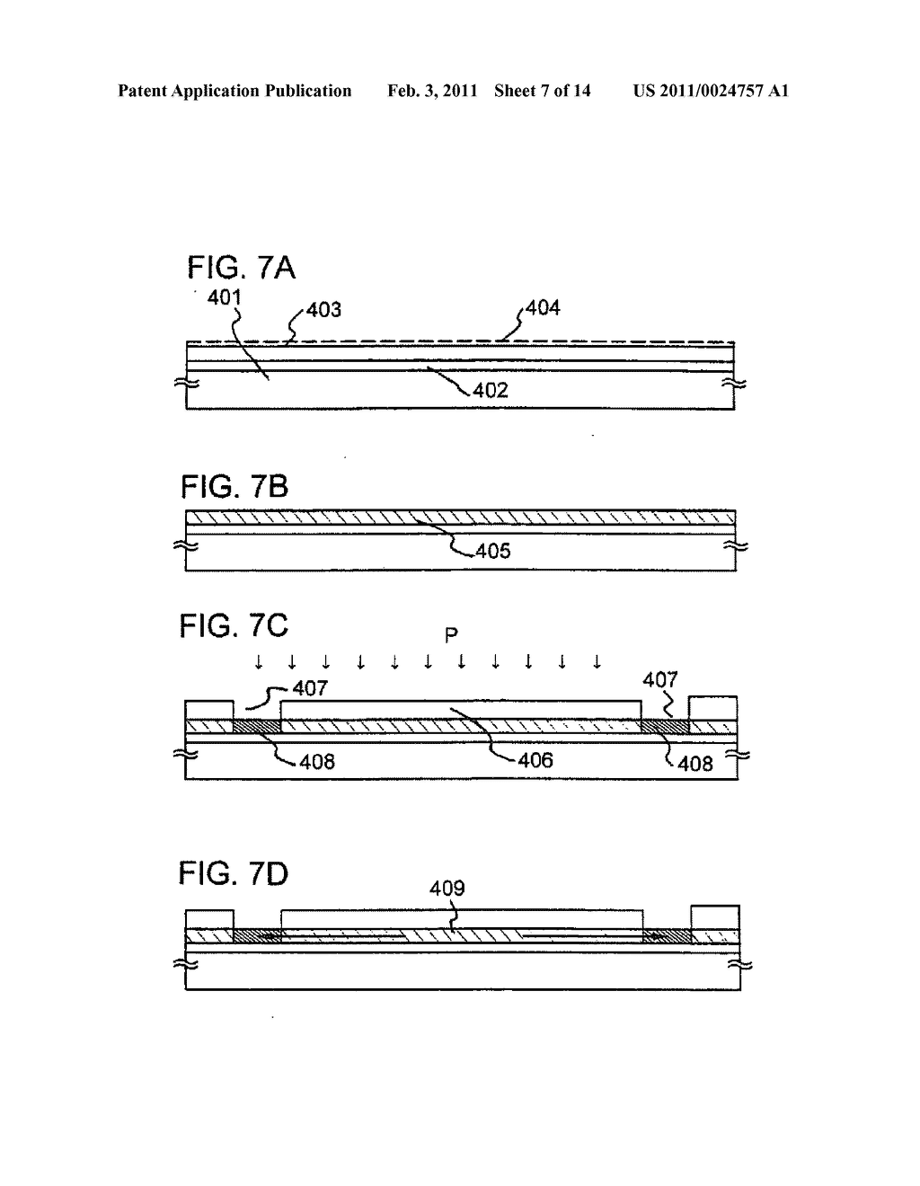 Semiconductor Device and Fabrication Method Thereof - diagram, schematic, and image 08