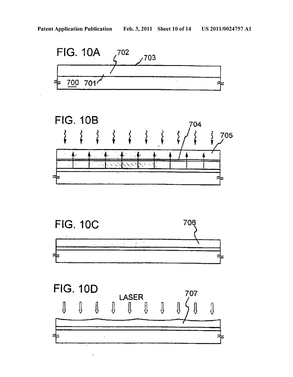 Semiconductor Device and Fabrication Method Thereof - diagram, schematic, and image 11