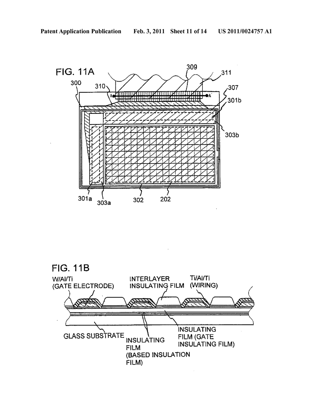 Semiconductor Device and Fabrication Method Thereof - diagram, schematic, and image 12