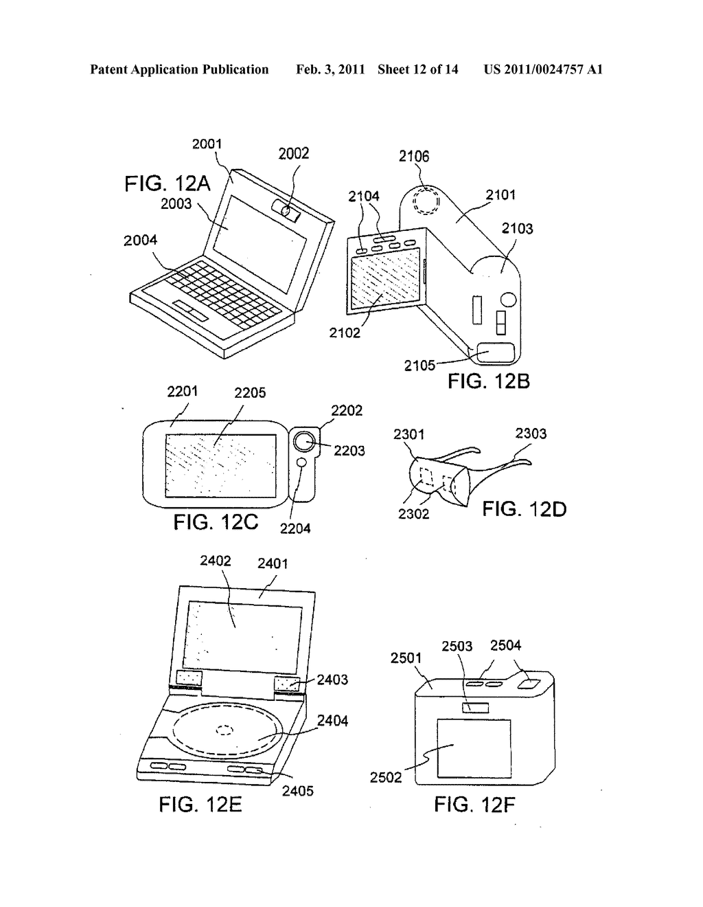 Semiconductor Device and Fabrication Method Thereof - diagram, schematic, and image 13