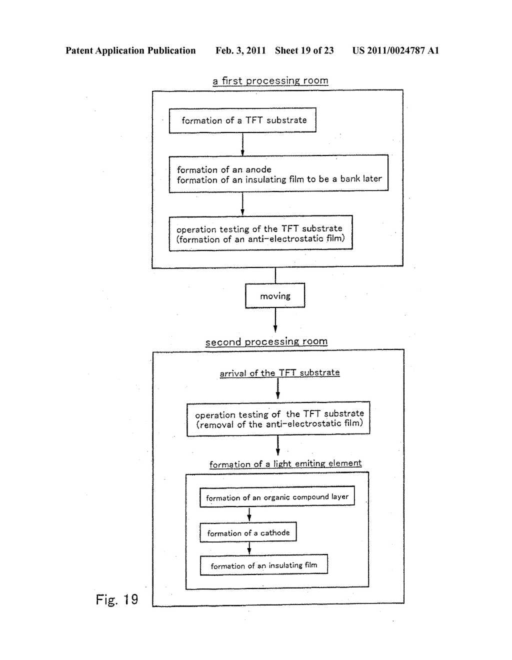 LIGHT EMITTING DEVICE AND METHOD OF MANUFACTURING THE SAME - diagram, schematic, and image 20