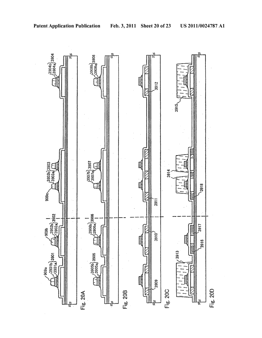 LIGHT EMITTING DEVICE AND METHOD OF MANUFACTURING THE SAME - diagram, schematic, and image 21