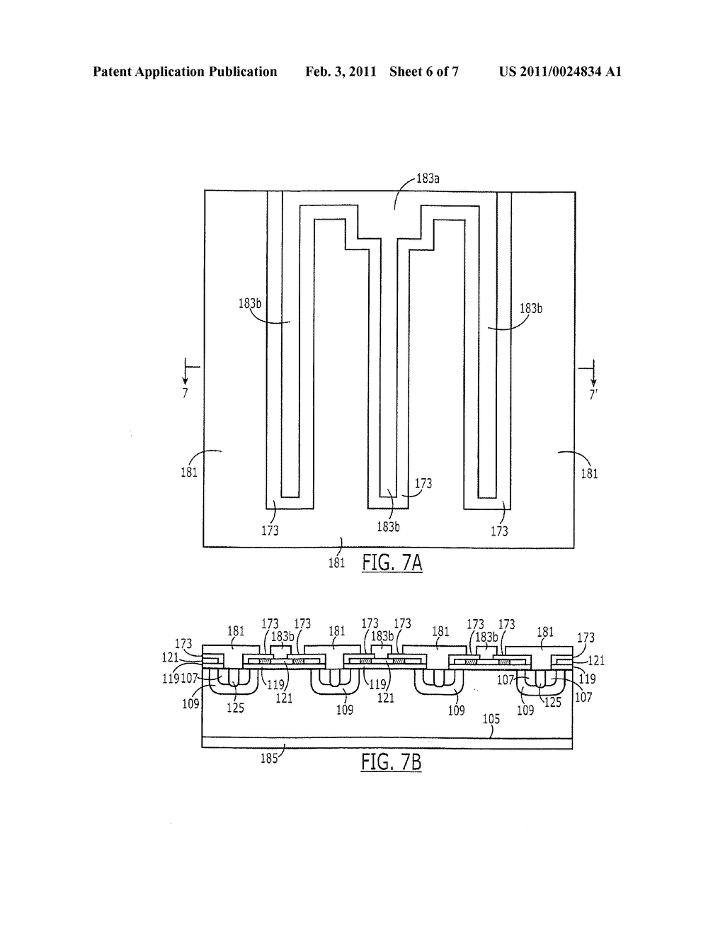 Semiconductor Devices Including Electrodes with Integrated Resistances and Related Methods - diagram, schematic, and image 07