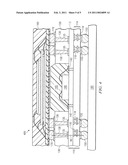 SUBSTRATE STRUCTURE FOR CAVITY PACKAGE diagram and image