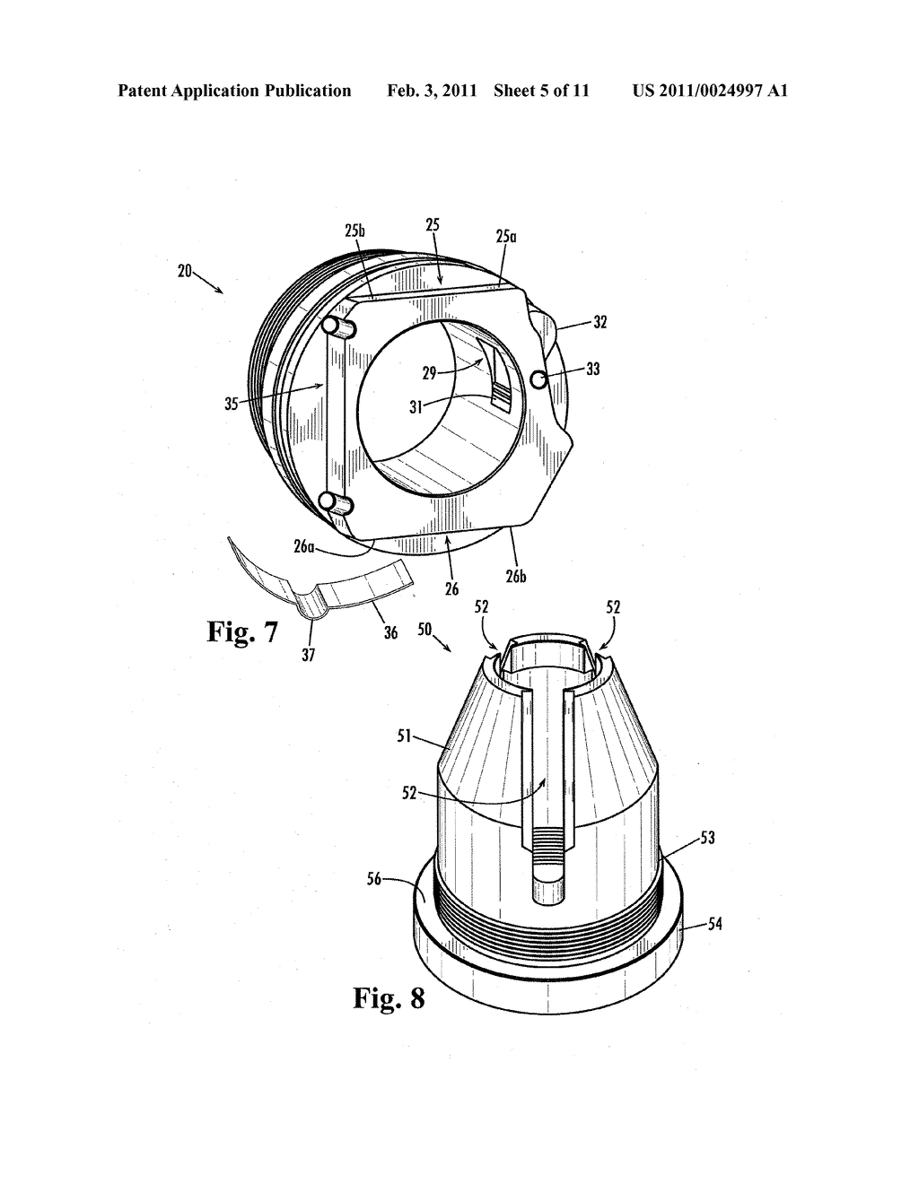 SELF-TIGHTENING CHUCK WITH A RADIAL LOCK - diagram, schematic, and image 06