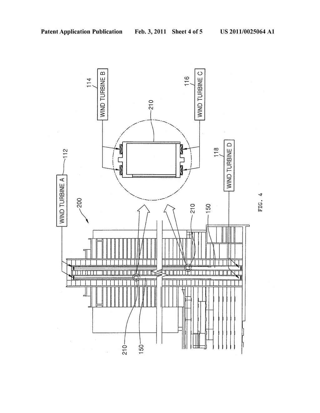 Wind Power Generation System And Method Using Stack Effect Of High Diy Turbine Wiring Diagrams Speed Elevator In Rise Building Diagram Schematic Image 05