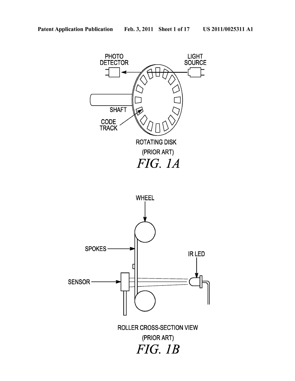 MAGNETIC ROTARY SYSTEM FOR INPUT DEVICES - diagram, schematic, and image 02
