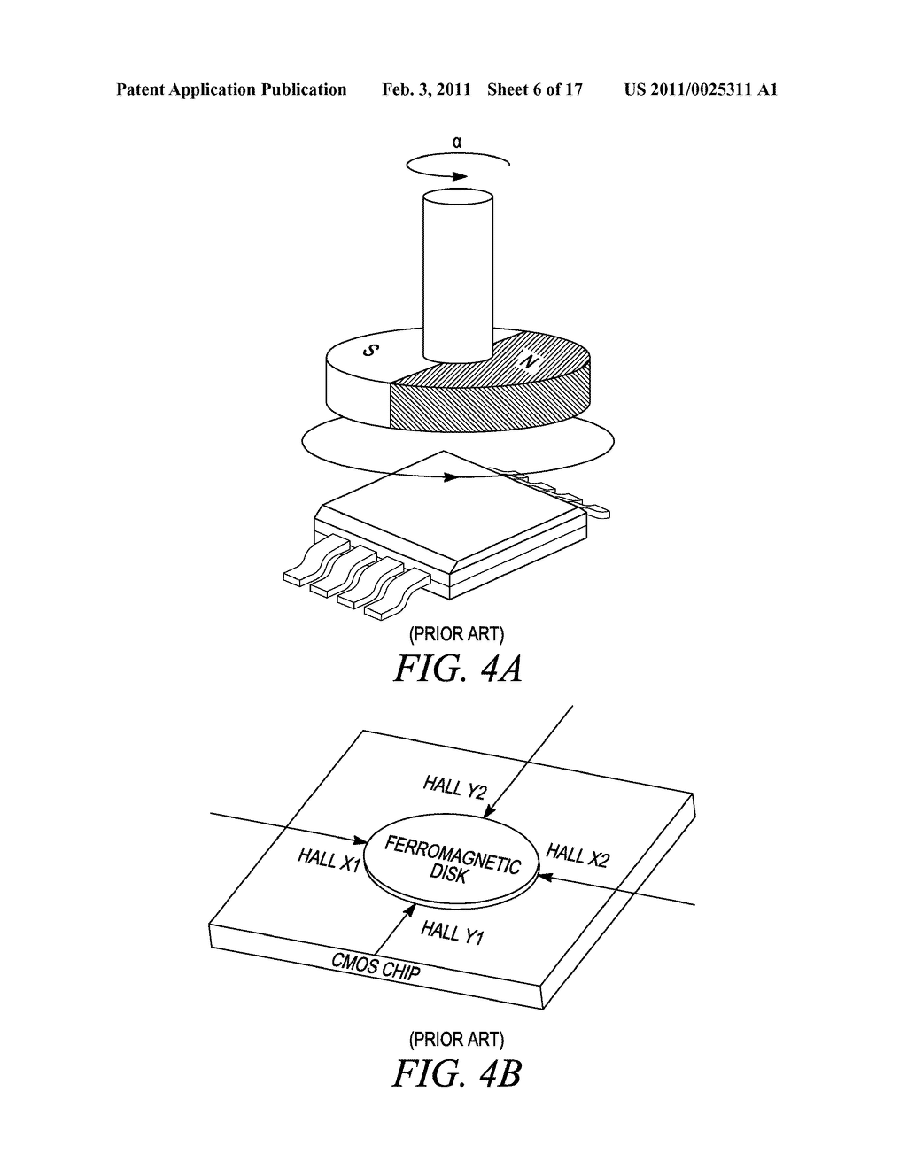 MAGNETIC ROTARY SYSTEM FOR INPUT DEVICES - diagram, schematic, and image 07