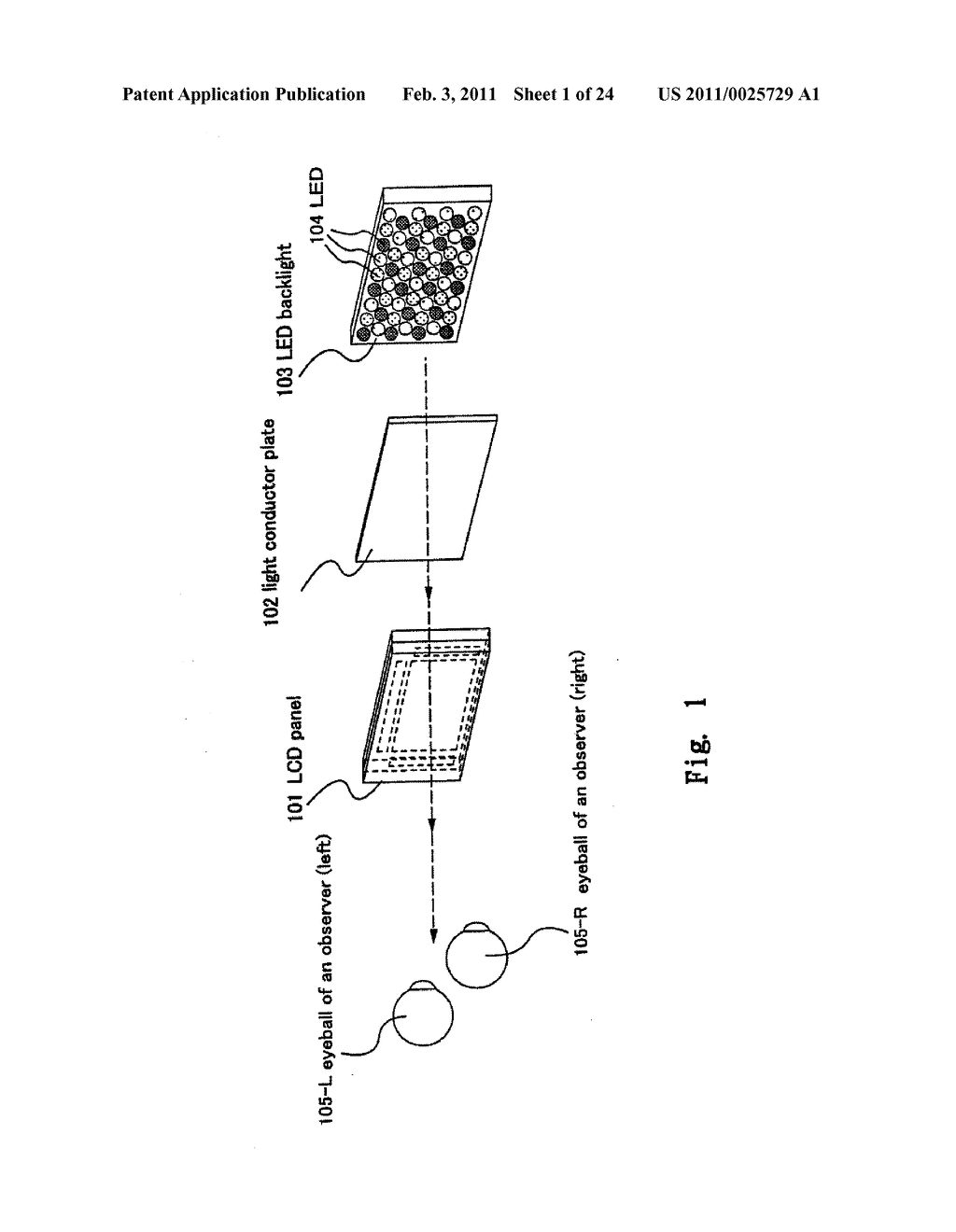 FIELD SEQUENTIAL LIQUID CRYSTAL DISPLAY DEVICE AND DRIVING METHOD THEREOF, AND HEAD MOUNTED DISPLAY - diagram, schematic, and image 02
