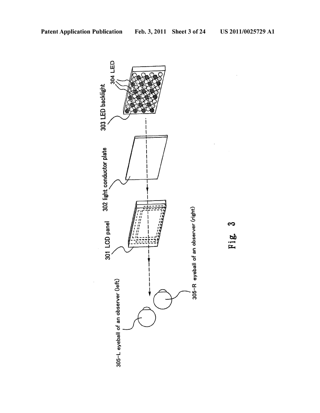 FIELD SEQUENTIAL LIQUID CRYSTAL DISPLAY DEVICE AND DRIVING METHOD THEREOF, AND HEAD MOUNTED DISPLAY - diagram, schematic, and image 04