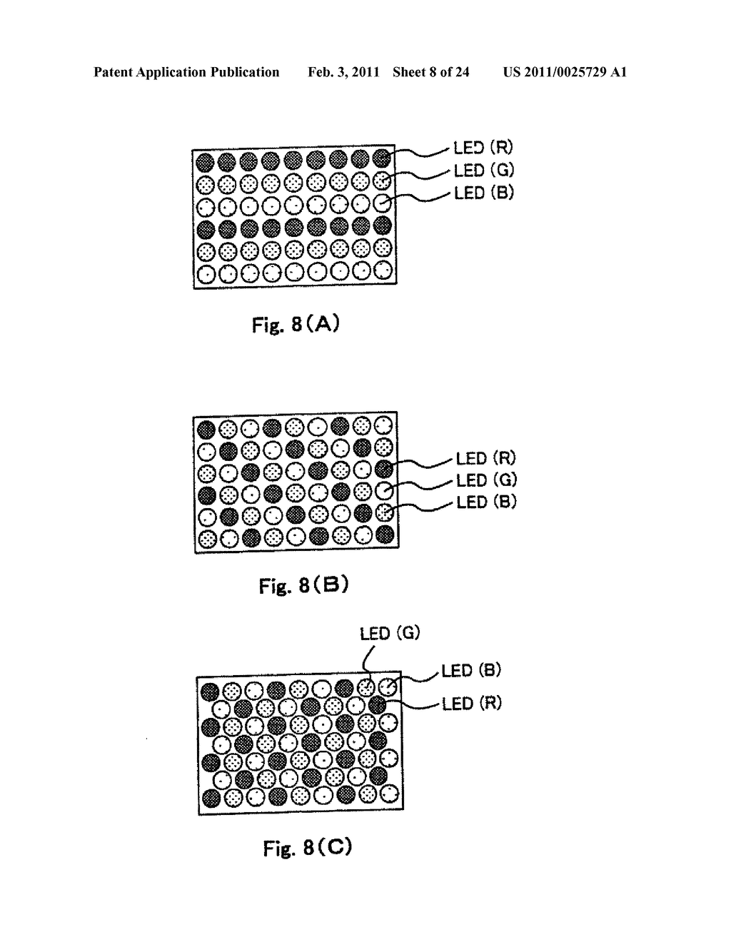 FIELD SEQUENTIAL LIQUID CRYSTAL DISPLAY DEVICE AND DRIVING METHOD THEREOF, AND HEAD MOUNTED DISPLAY - diagram, schematic, and image 09