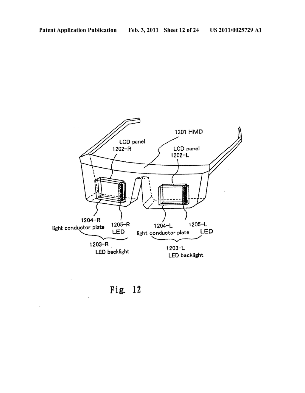 FIELD SEQUENTIAL LIQUID CRYSTAL DISPLAY DEVICE AND DRIVING METHOD THEREOF, AND HEAD MOUNTED DISPLAY - diagram, schematic, and image 13