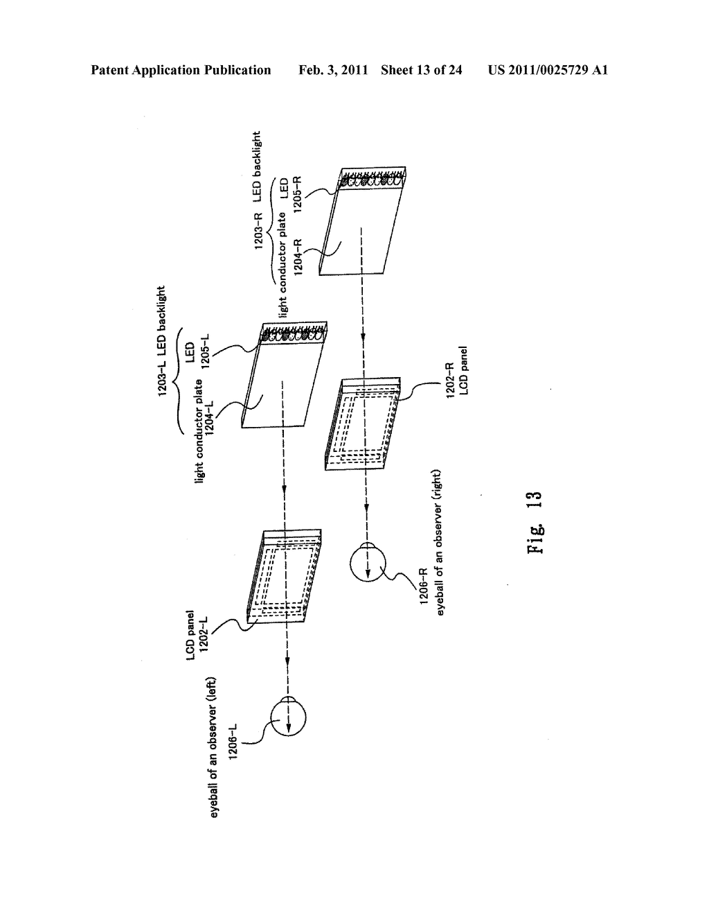 FIELD SEQUENTIAL LIQUID CRYSTAL DISPLAY DEVICE AND DRIVING METHOD THEREOF, AND HEAD MOUNTED DISPLAY - diagram, schematic, and image 14