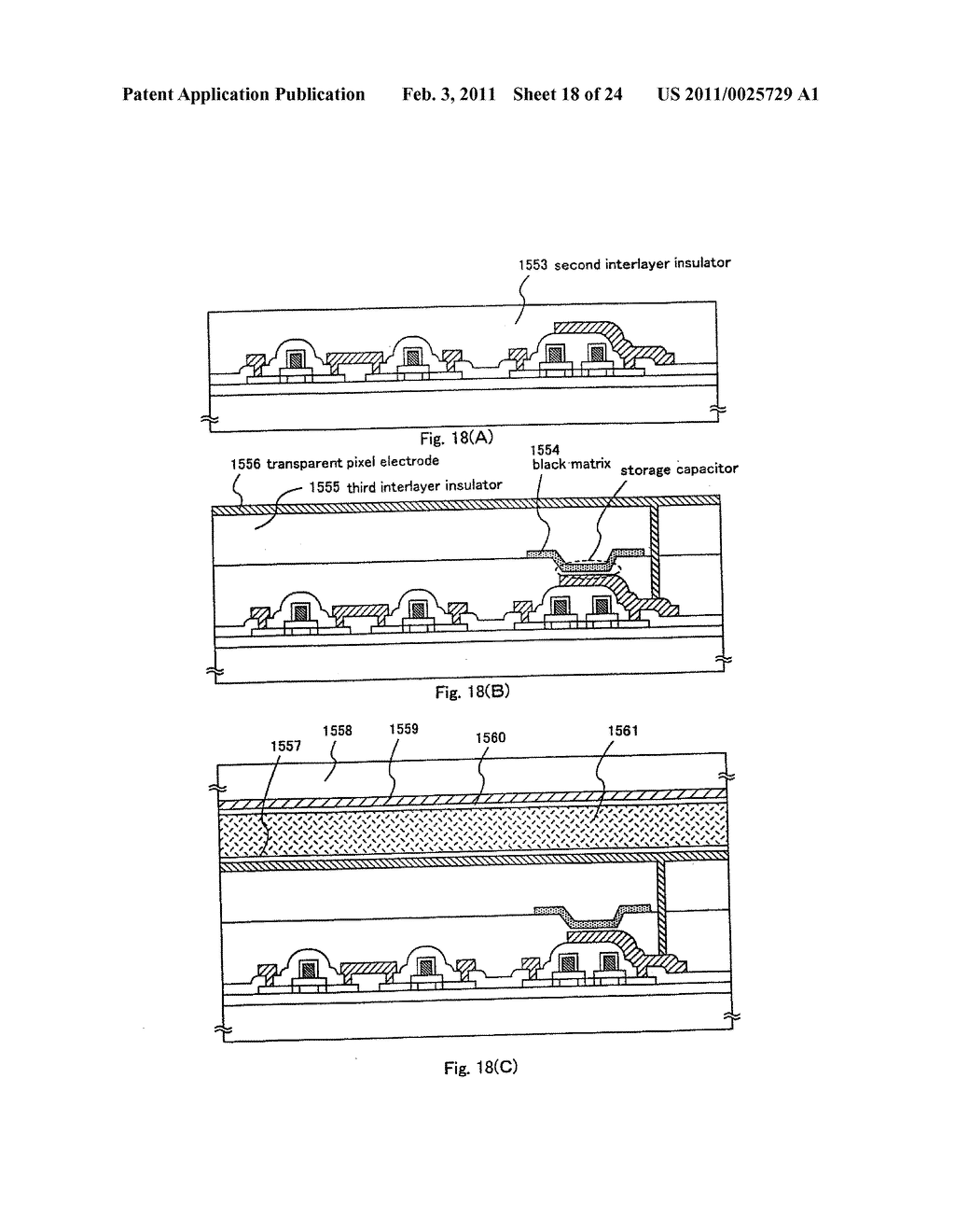 FIELD SEQUENTIAL LIQUID CRYSTAL DISPLAY DEVICE AND DRIVING METHOD THEREOF, AND HEAD MOUNTED DISPLAY - diagram, schematic, and image 19