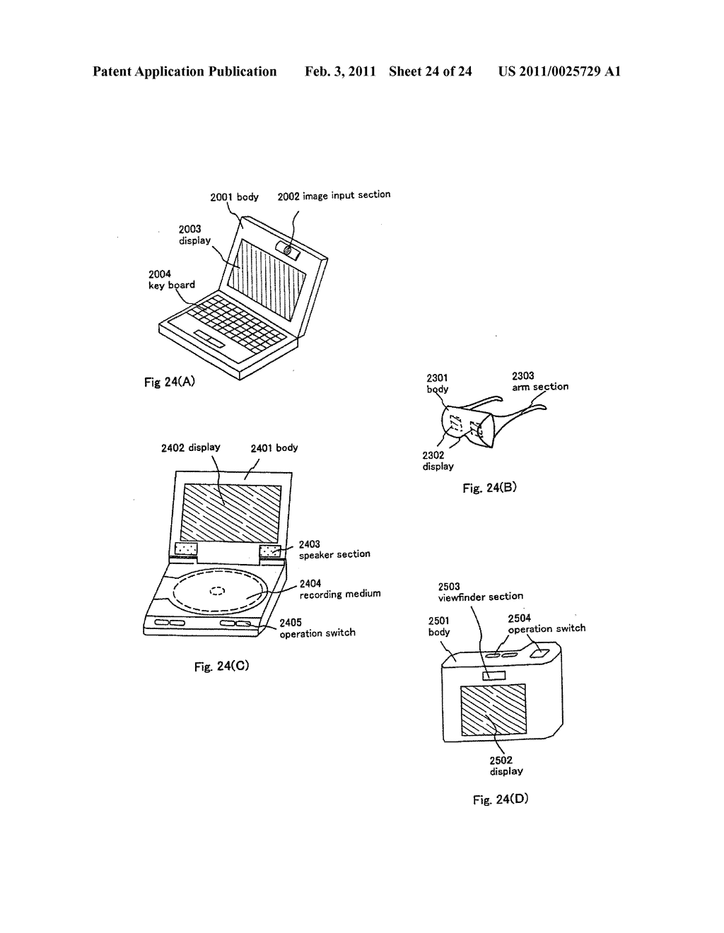 FIELD SEQUENTIAL LIQUID CRYSTAL DISPLAY DEVICE AND DRIVING METHOD THEREOF, AND HEAD MOUNTED DISPLAY - diagram, schematic, and image 25