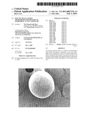 Hollow Multi-Layered Microspheres for Delivery of Hydrophilic Active Compounds diagram and image