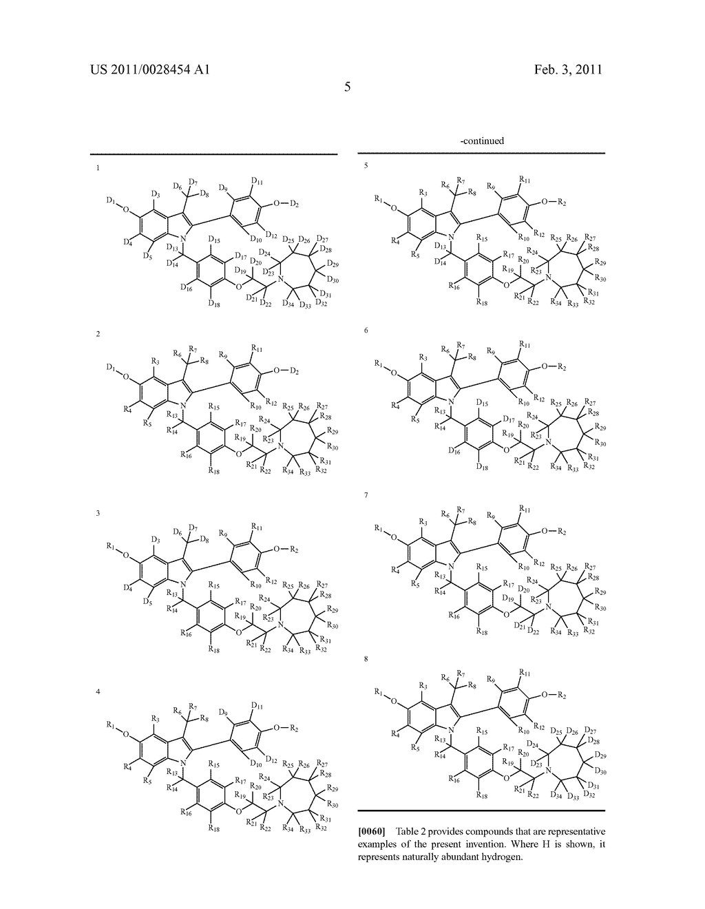 DEUTERIUM-ENRICHED BAZEDOXIFENE - diagram, schematic, and image 06