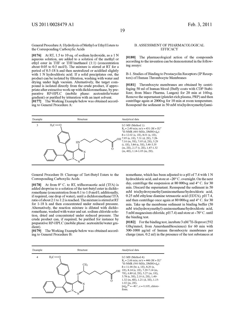 SUBSTITUTED PYRROLOTRIAZINES AND THEIR USE - diagram, schematic, and image 20