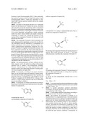 PROCESS FOR THE MANUFACTURE OF PHARMACEUTICALLY ACTIVE COMPOUNDS diagram and image
