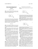PROCESS FOR THE PREPARATION OF BETA-SANTALOL AND DERIVATIVES THEREOF diagram and image