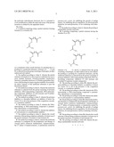 USE OF AMIDOXIME CARBOXYLIC ACID ESTERS AND N-HYDROXYGUANIDINE CARBOXYLIC ACID ESTERS FOR PRODUCING PRODRUGS diagram and image