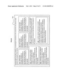 Electronically initiating an administration of a neuromodulation treatment regimen chosen in response to contactlessly acquired information diagram and image