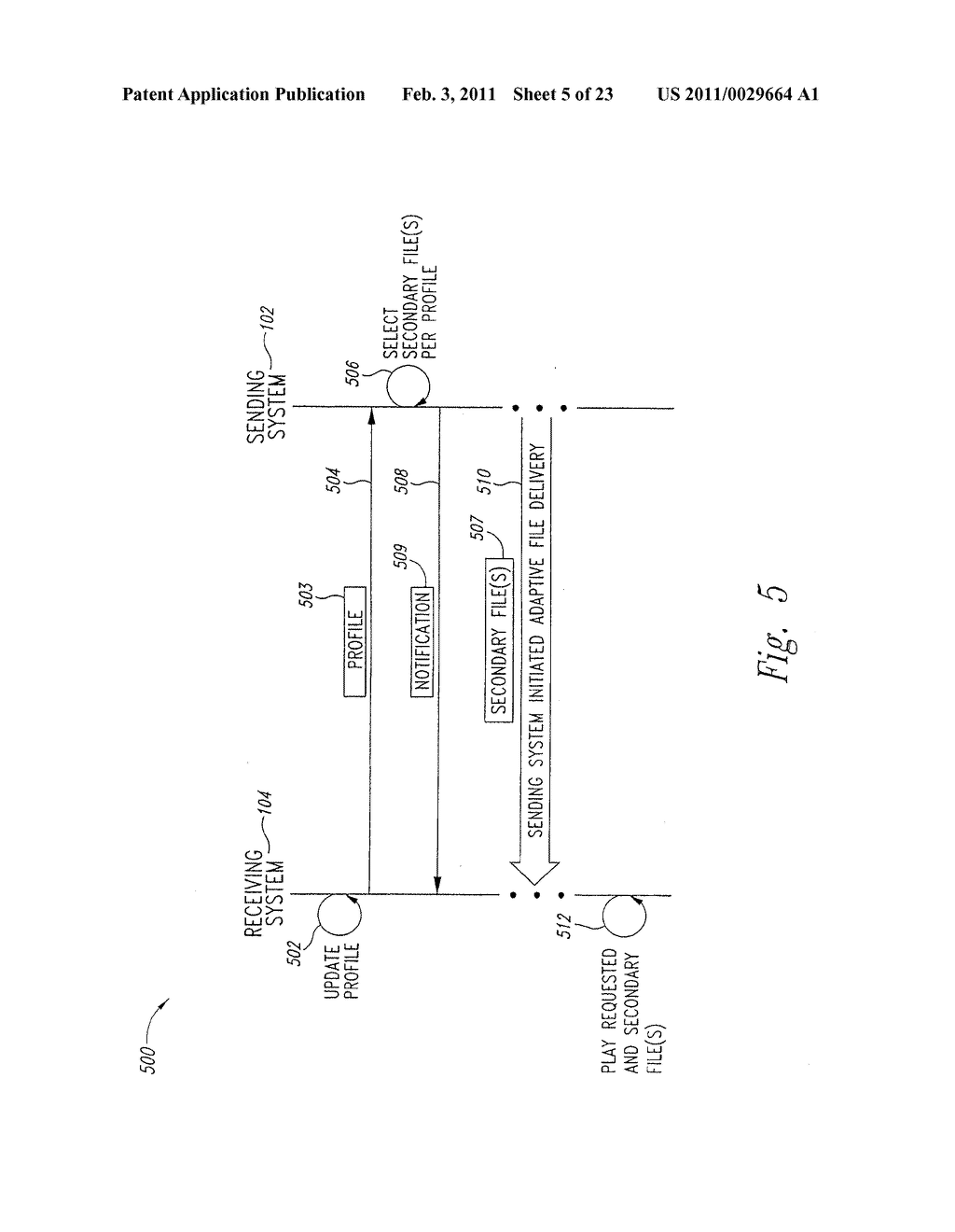 SYSTEM AND METHOD FOR PEAK FLOW DETECTION IN A COMMUNICATION NETWORK - diagram, schematic, and image 06