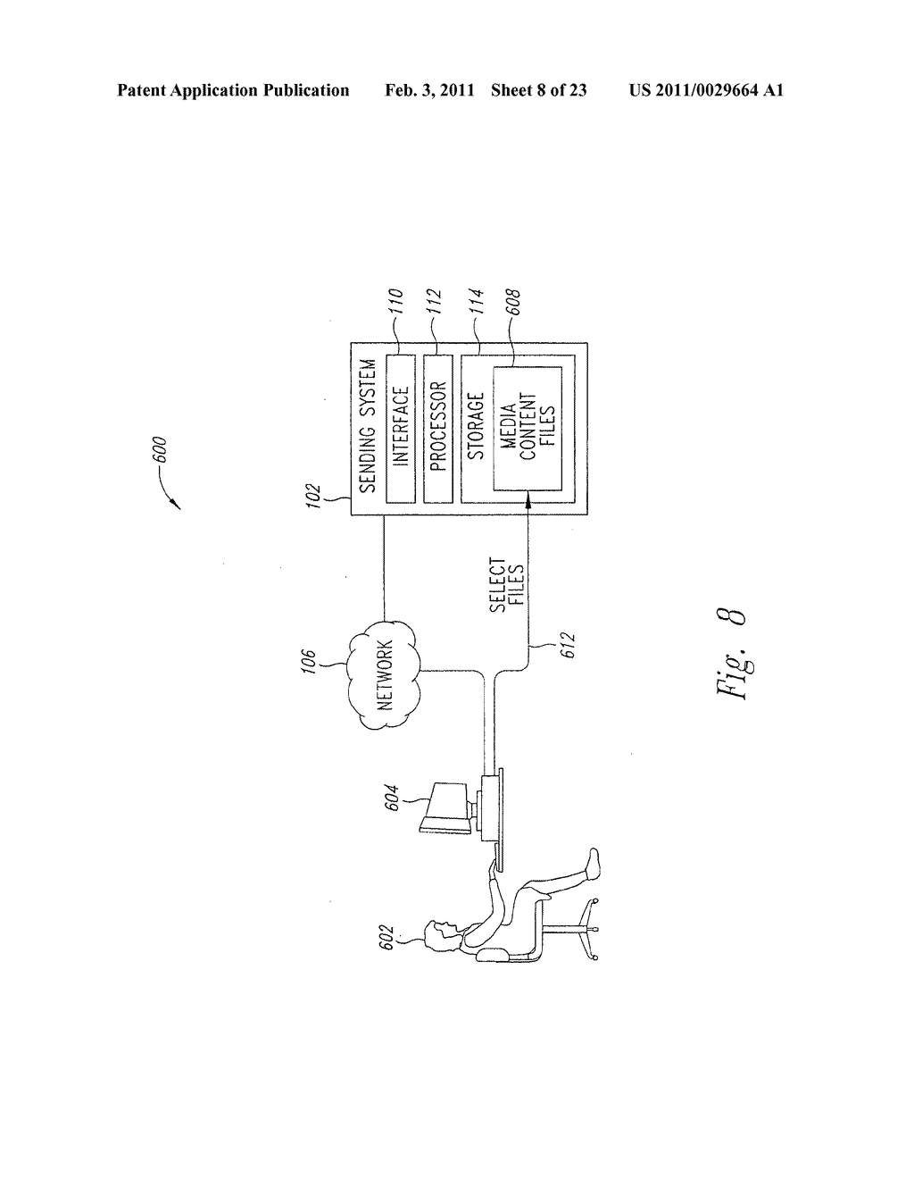 SYSTEM AND METHOD FOR PEAK FLOW DETECTION IN A COMMUNICATION NETWORK - diagram, schematic, and image 09