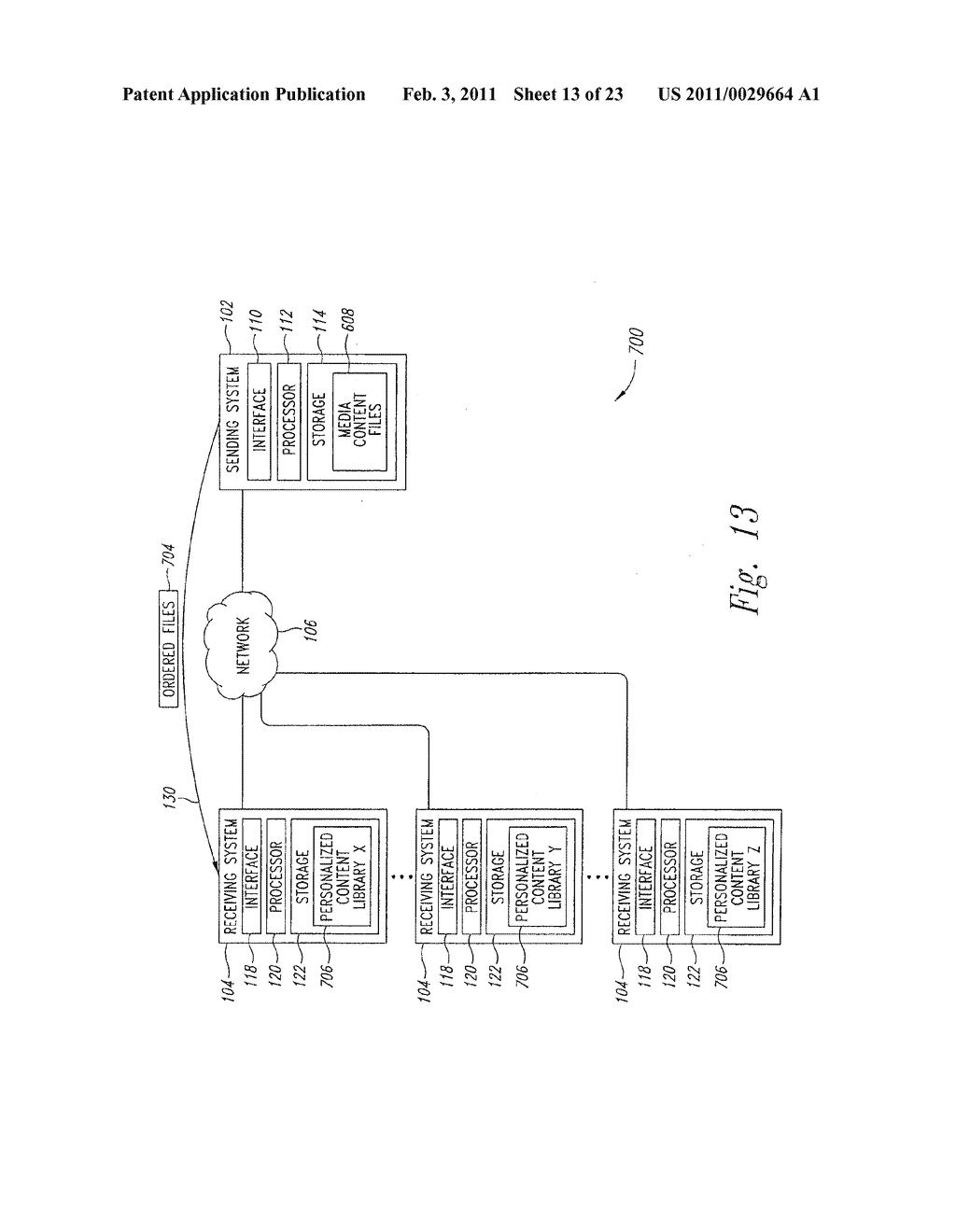 SYSTEM AND METHOD FOR PEAK FLOW DETECTION IN A COMMUNICATION NETWORK - diagram, schematic, and image 14