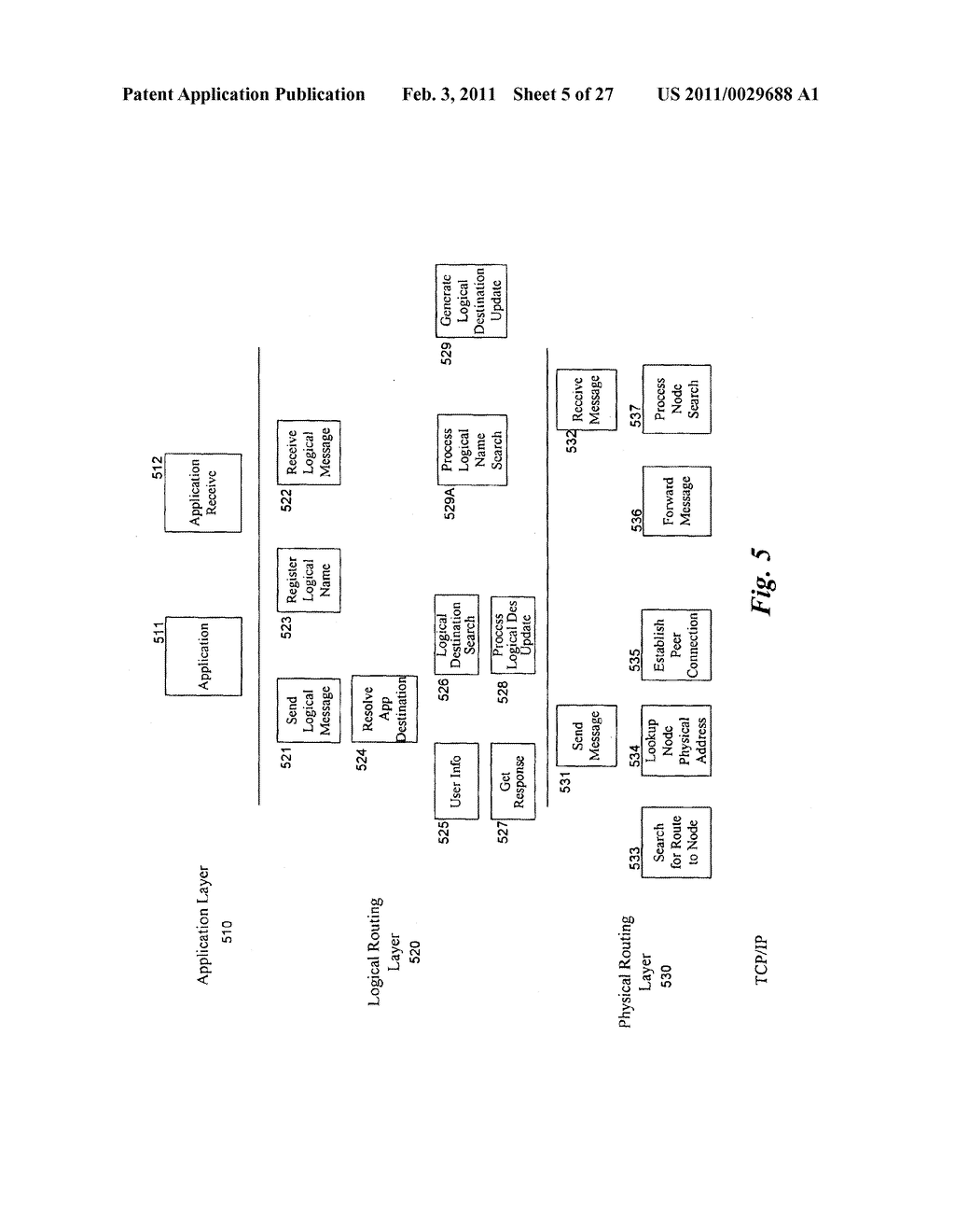 LOGICAL ROUTING SYSTEM - diagram, schematic, and image 06