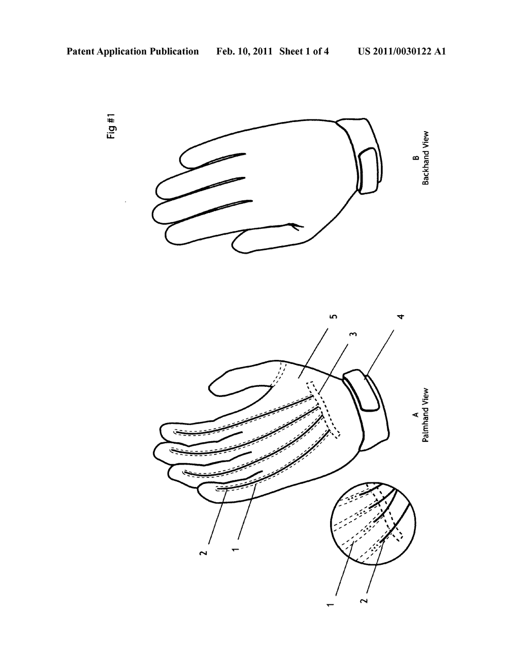 Orthopedic Hand G - diagram, schematic, and image 02 on