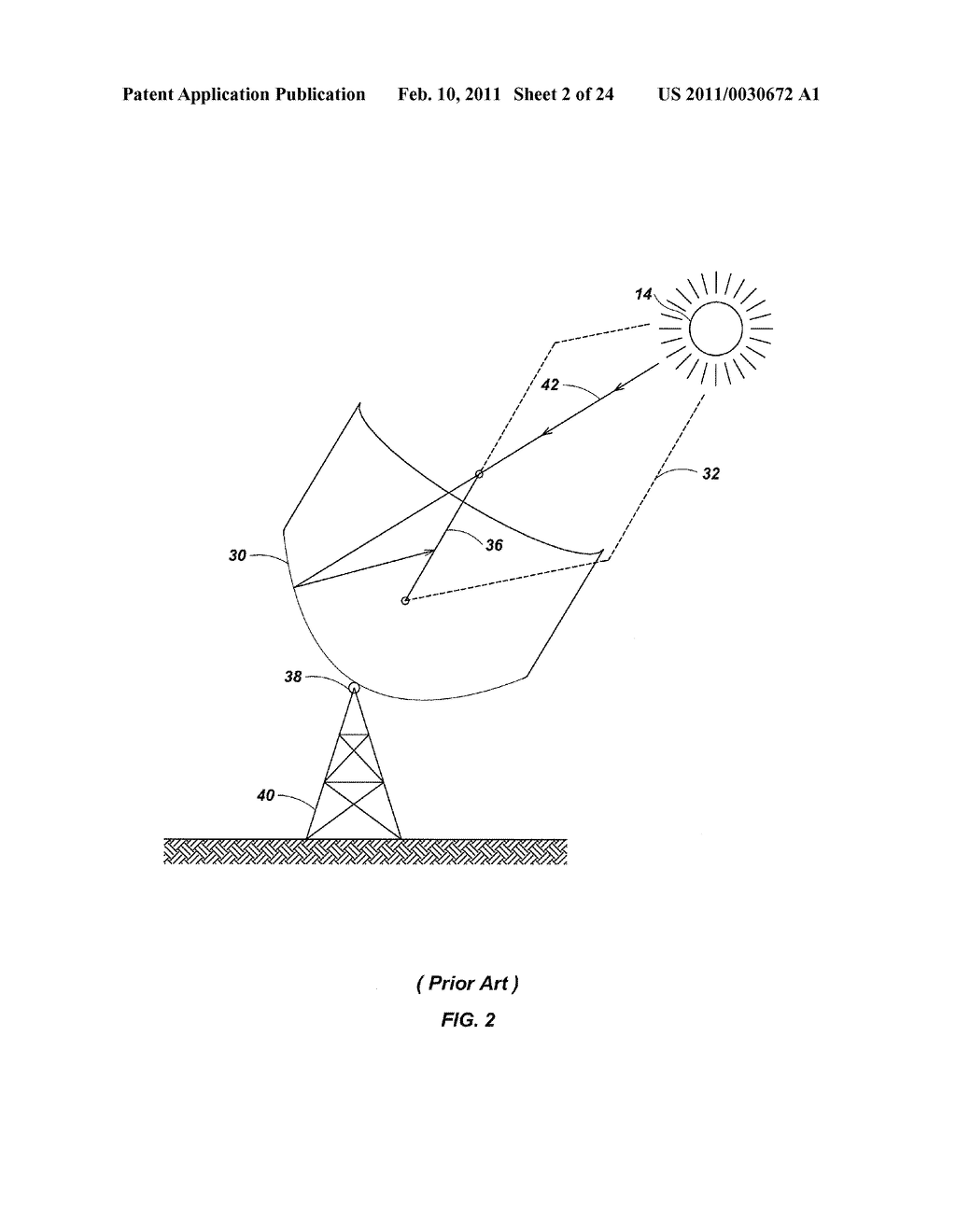 Solar Collection Apparatus and Methods Using Accelerometers and Magnetics Sensors - diagram, schematic, and image 03