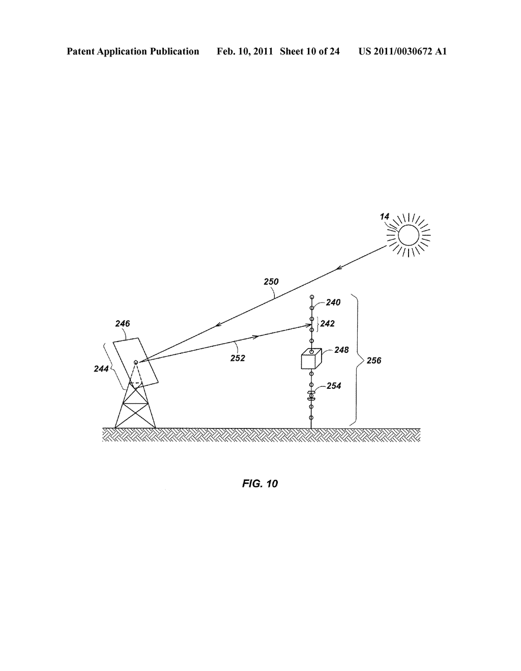Solar Collection Apparatus and Methods Using Accelerometers and Magnetics Sensors - diagram, schematic, and image 11