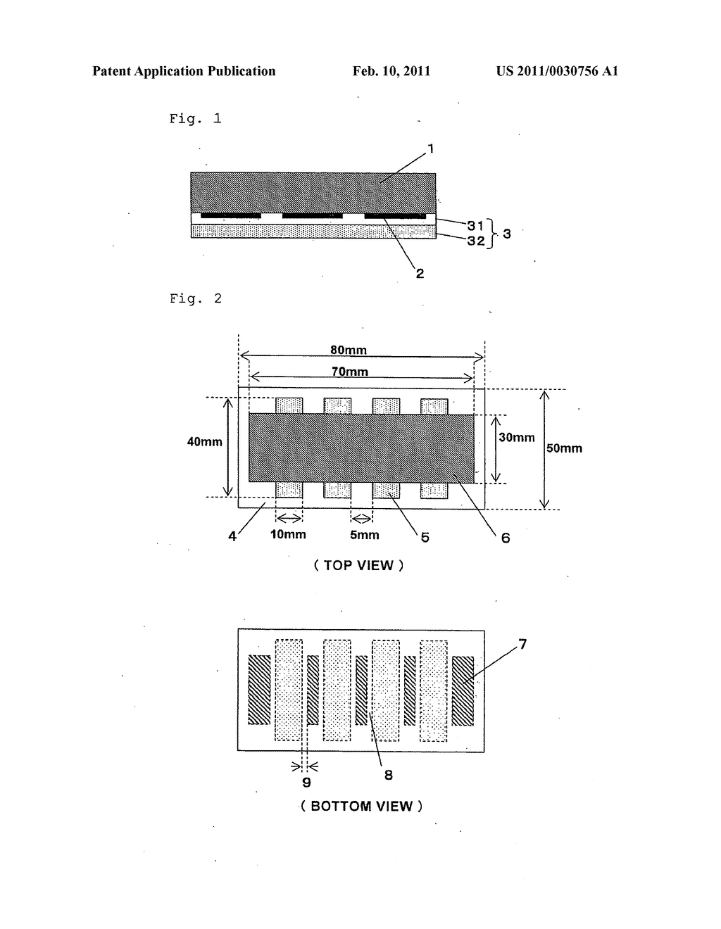 PRESSURE-SENSITIVE ADHESIVE SHEET FOR SOLAR PANEL, SOLAR PANEL USING THE PRESSURE-SENSITIVE ADHESIVE SHEET, AND METHOD FOR MANUFACTURING SOLAR PANEL USING THE PRESSURE-SENSITIVE ADHESIVE SHEET - diagram, schematic, and image 02