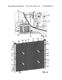 MULTICHANNEL HEAT EXCHANGER FINS diagram and image