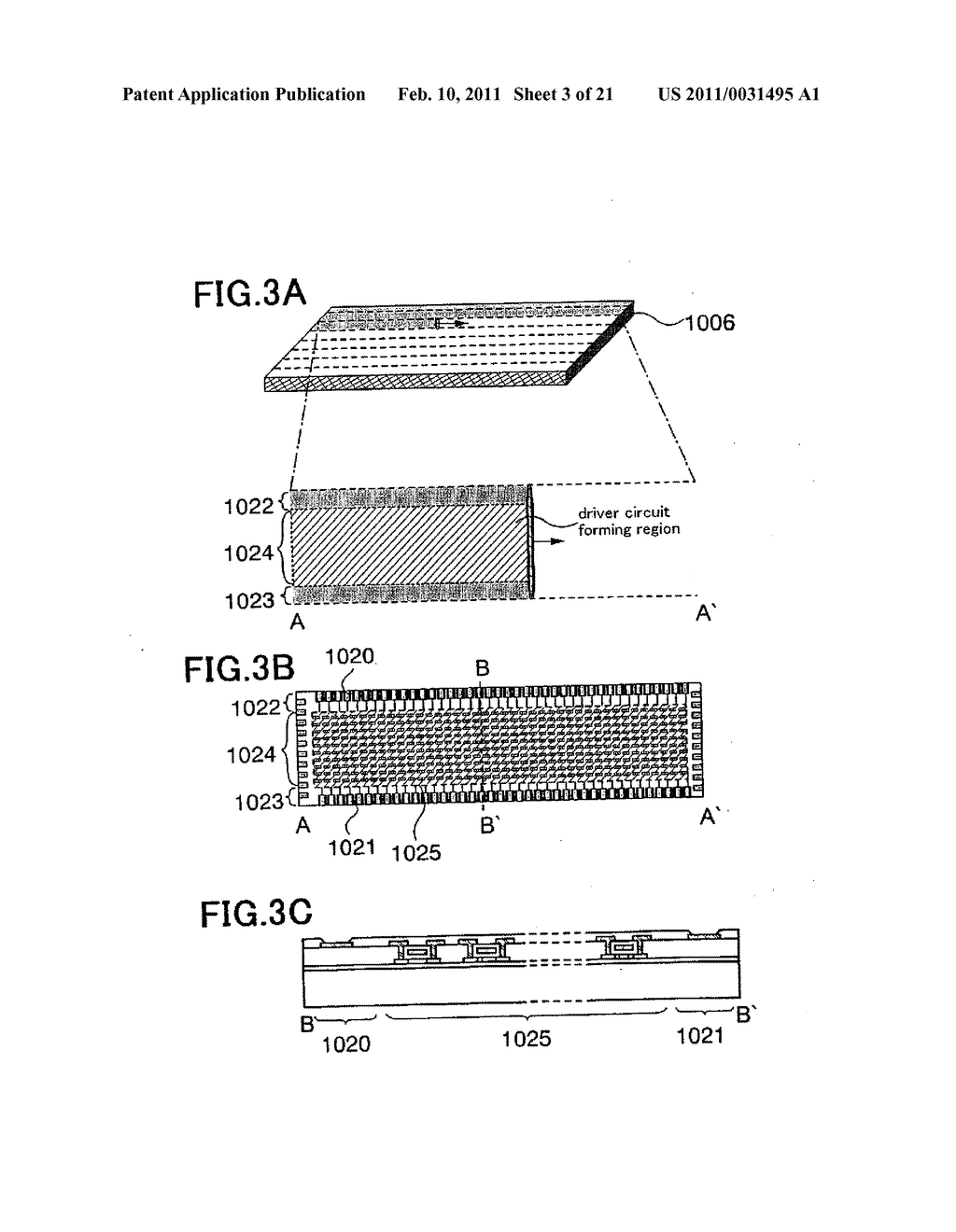 Liquid Crystal Display Device, Electronic Device Having the Same, and Manufacturing Method of the Same - diagram, schematic, and image 04