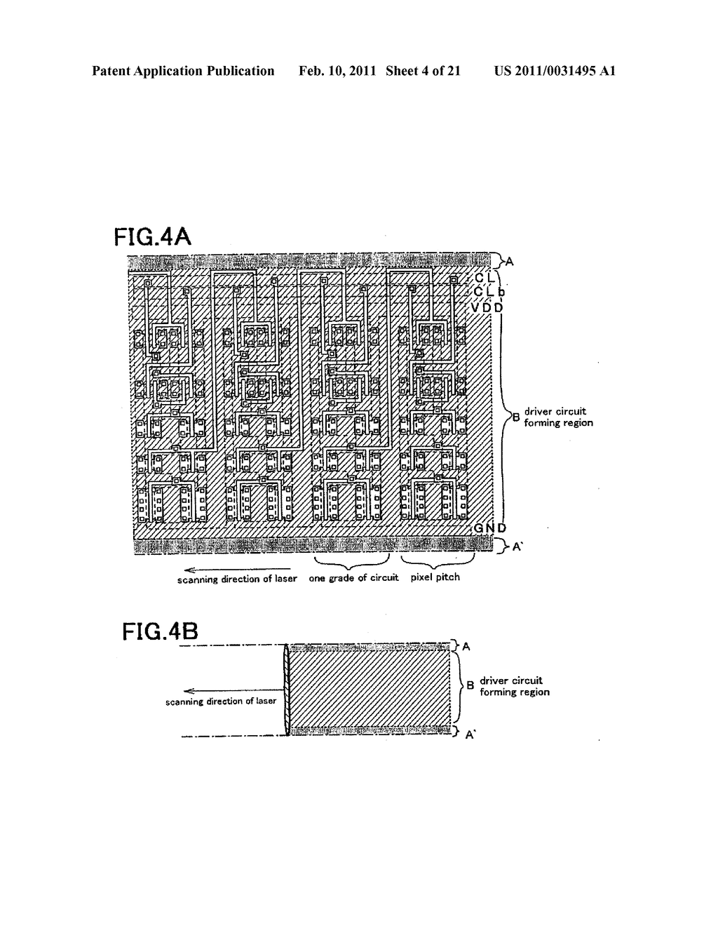 Liquid Crystal Display Device, Electronic Device Having the Same, and Manufacturing Method of the Same - diagram, schematic, and image 05