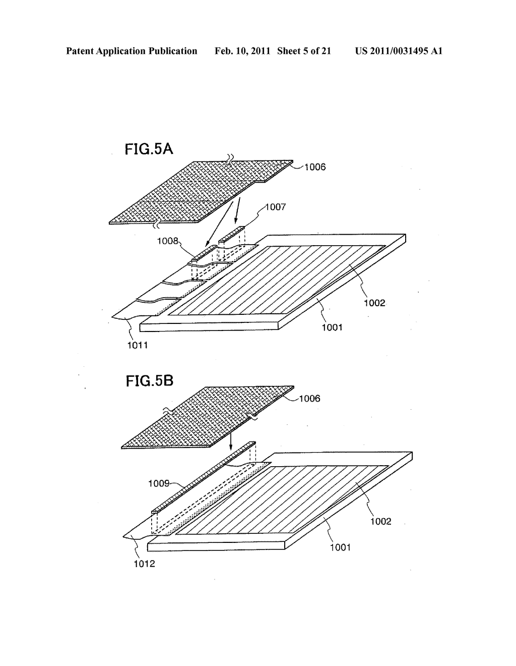 Liquid Crystal Display Device, Electronic Device Having the Same, and Manufacturing Method of the Same - diagram, schematic, and image 06