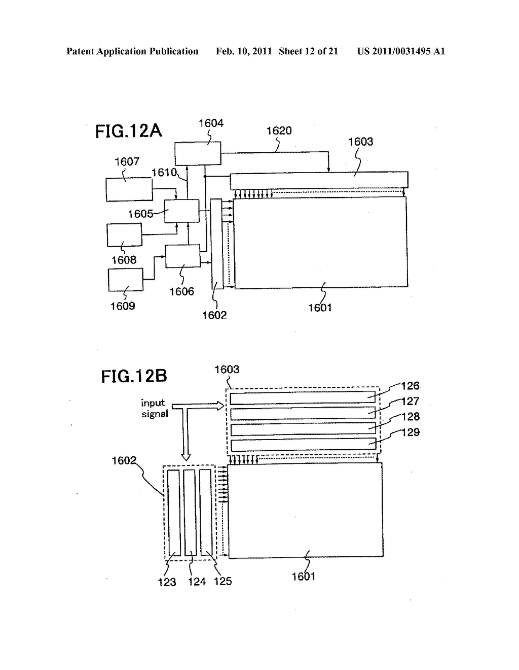 Liquid Crystal Display Device, Electronic Device Having the Same, and Manufacturing Method of the Same - diagram, schematic, and image 13