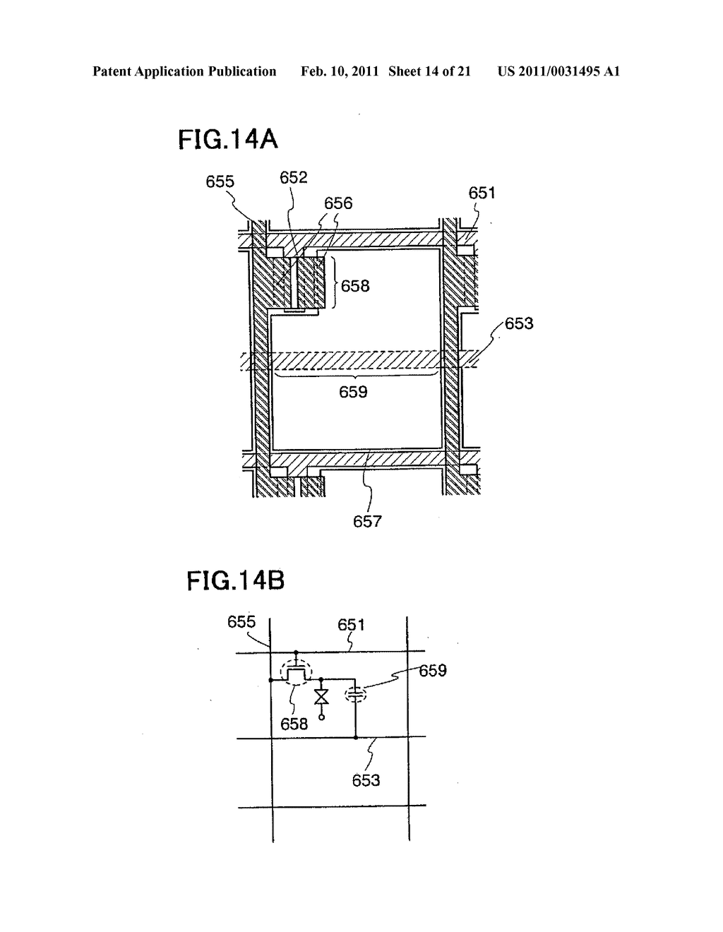 Liquid Crystal Display Device, Electronic Device Having the Same, and Manufacturing Method of the Same - diagram, schematic, and image 15