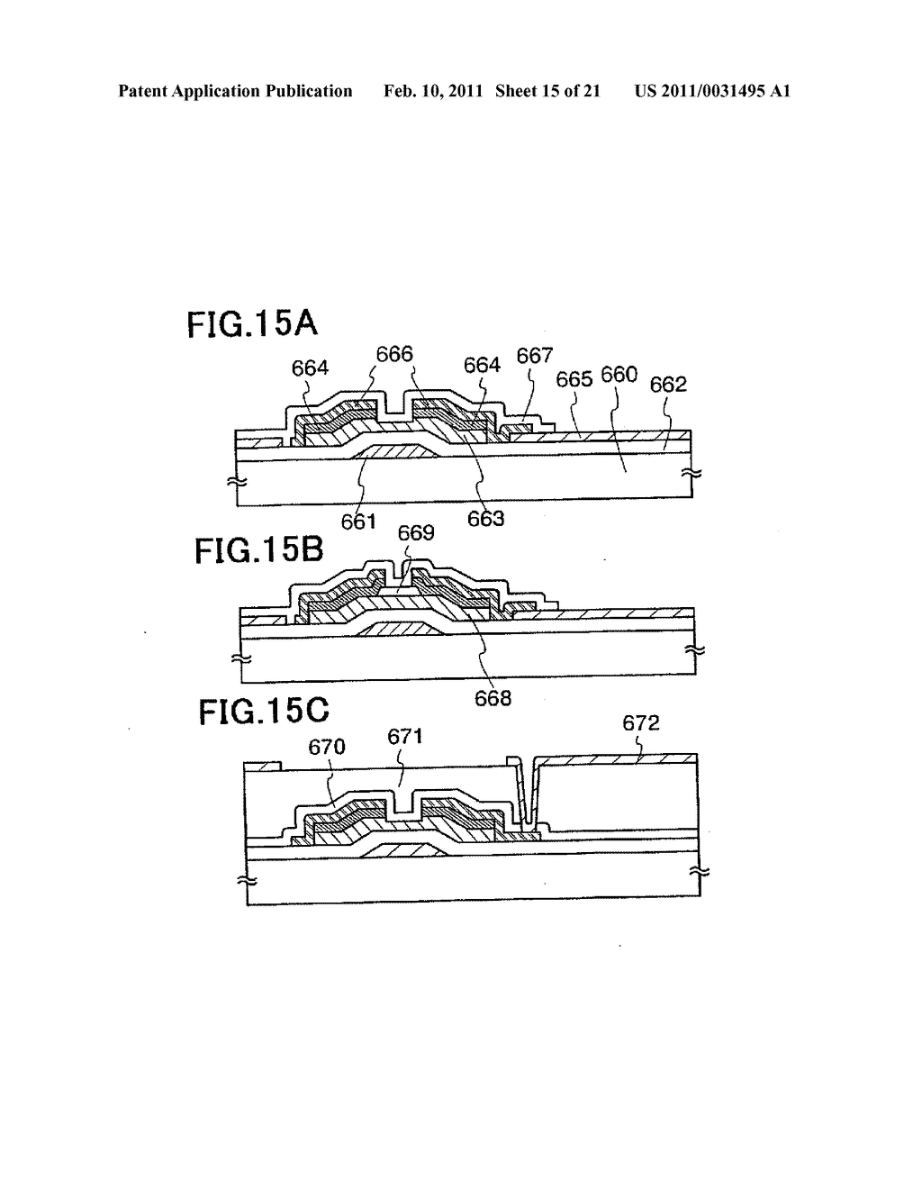 Liquid Crystal Display Device, Electronic Device Having the Same, and Manufacturing Method of the Same - diagram, schematic, and image 16