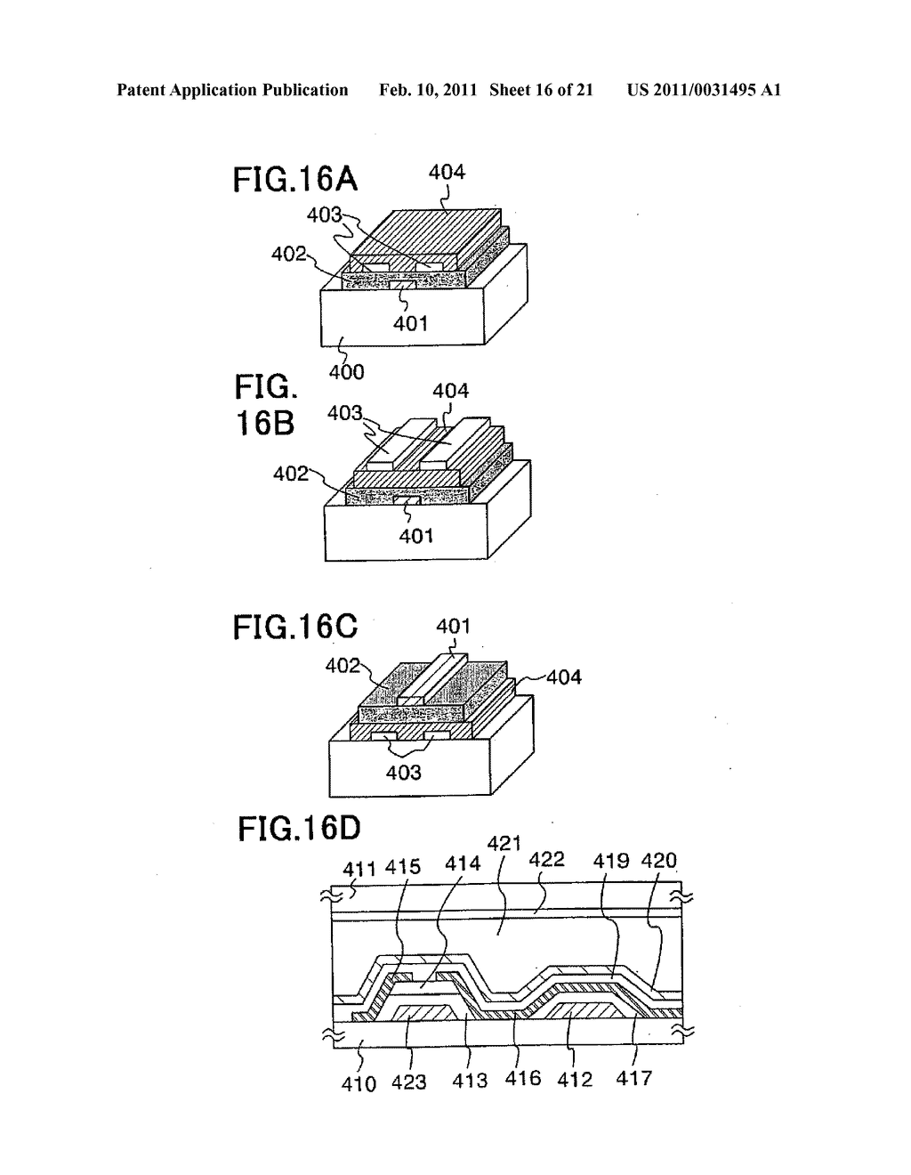 Liquid Crystal Display Device, Electronic Device Having the Same, and Manufacturing Method of the Same - diagram, schematic, and image 17