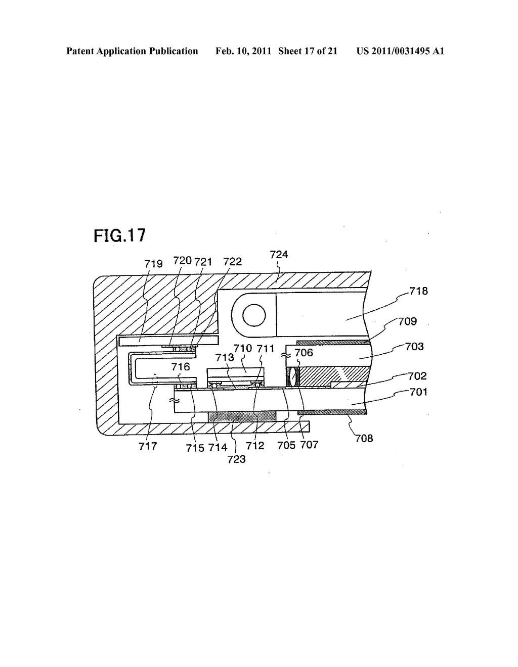Liquid Crystal Display Device, Electronic Device Having the Same, and Manufacturing Method of the Same - diagram, schematic, and image 18
