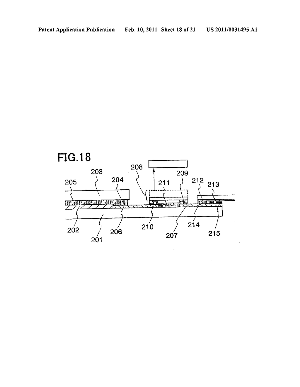 Liquid Crystal Display Device, Electronic Device Having the Same, and Manufacturing Method of the Same - diagram, schematic, and image 19
